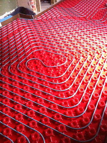 underfloor heating 4